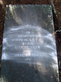 John H. Lett