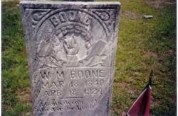 William M. Boone