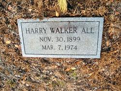 Harry Walker All