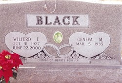 Wilfred F. Black