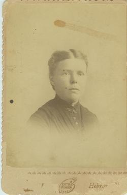 Mathilda Tillie <i>Rueter</i> Reinboth