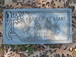 Emily Laura Adams