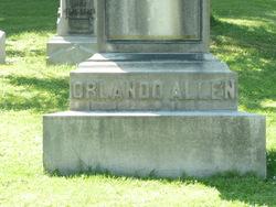 Orlando Allen