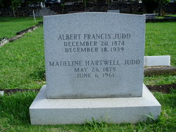 Madeline <i>Hartwell</i> Judd