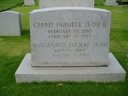 Gerrit Parmele Judd, III