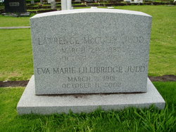 Eva Marie <i>Lillibridge</i> Judd