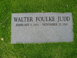 Walter Foulke Judd