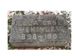 Ella D. <i>Case</i> McKinley