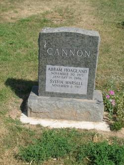 Abram Hoagland Cannon