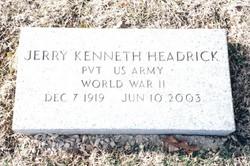 Jerry Kenneth Ken Headrick