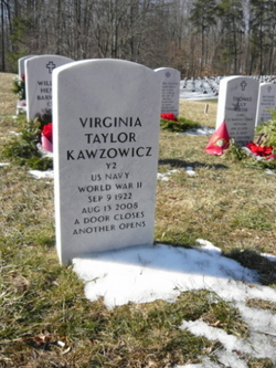 Virginia <i>Taylor</i> Kawzowicz