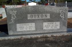 Cornelia Jane <i>Robinson</i> Dixon