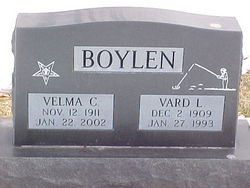 Vard Lafaun Boylen