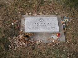 Larry M. Allen