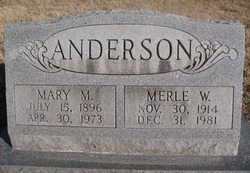 Mary Margaret Anderson