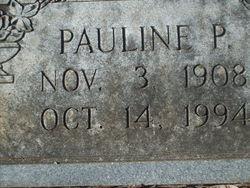 Mattie Pauline <i>Parks</i> Banks