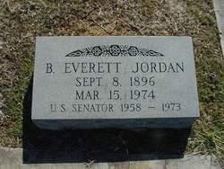 Benjamin Everett Jordan