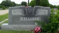 Hazel Marie <i>Grizenbeck</i> Barnett