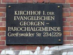 Georgen-Parochial-Friedhof I