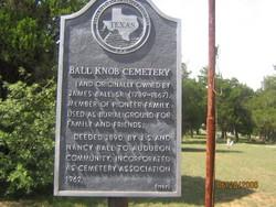 Ball Knob Cemetery