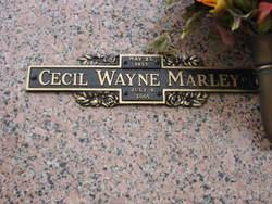 Cecil Wayne Marley