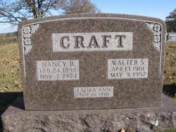 Walter Stanley Craft, Sr