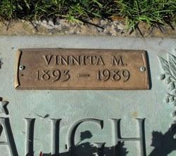 Vinnita M Puterbaugh