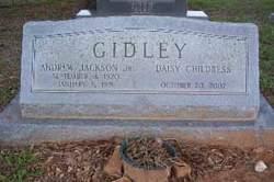 Daisy <i>Childress</i> Gidley