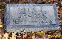 Ella Louise <i>Hickernell</i> Graham