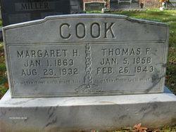 Margaret Helen <i>Harman</i> Cook