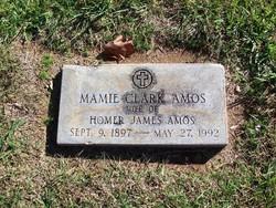Mamie P. <i>Clark</i> Amos
