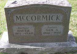 Samuel George McCormick