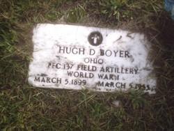 Hugh David Boyer