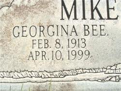 Georgina <i>Bee</i> Mikesell