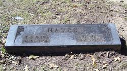 Thomas P Pink Hayes
