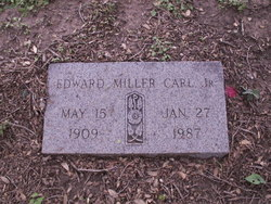 Edward Miller Carl, Jr