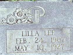 Lilla Lee Harris