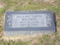 Pauline <i>Smith</i> Baldwin