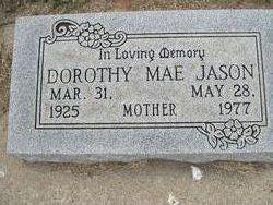 Dorothy Mae <i>Bloom</i> Jason