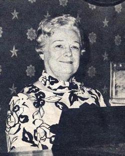 Nellie <i>Bostian</i> Dickensheets
