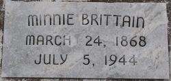 Minnie <i>Mosby</i> Brittain
