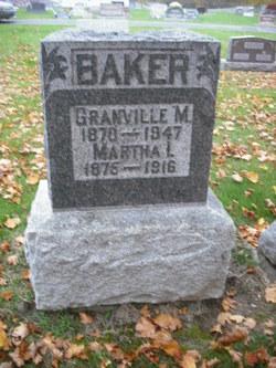 Granville M. Baker
