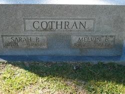 Melvin B. Cothran
