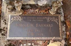 Virgil H Barnard