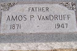 Amos Prosper VanDruff
