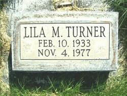 Lila <i>Mikesell</i> Turner