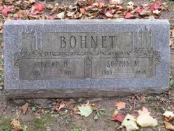 Sophia M <i>Newhouse</i> Bohnet