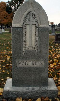J Frank Magorien