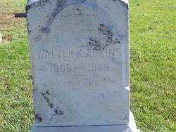 Walter K Adkins