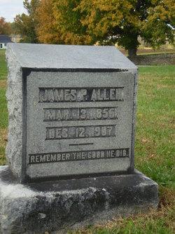 James P Allen